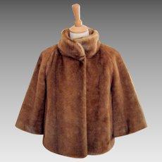 Calvin Klein - Faux Fur Jacket