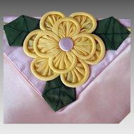 Handkerchief - Hanky - Case - 1930's - 1940's - Mint Condition