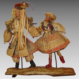 Early 20th Century Costume Dolls - Eastern European/Russian