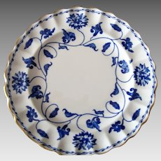 Spode - Colonel (Blue) - Bread and Butter Plate - Vintage