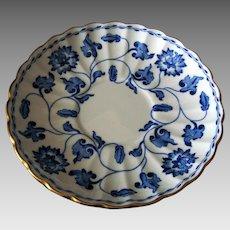 Spode - Colonel Blue - Saucer - Vintage