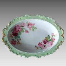 Royal Albert Tray - Roses - Gilding - Vintage
