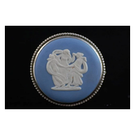 Wedgwood Cameo Pin