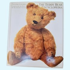 The Teddy Bear Encyclopedia by Pauline Cockrill First Edition First Print 1993 Hardcover