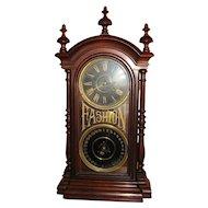 National Calendar Clock Co.   Fashion