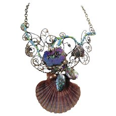 Sea Scape Necklace