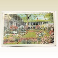 Hope Farm Natchez Mississippi Post Card