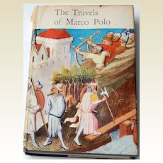 1958 The Travels Of Marco Polo
