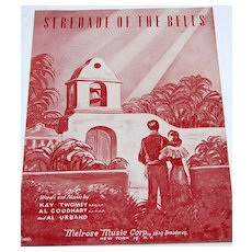 Serenade Of The Bells Sheet Music