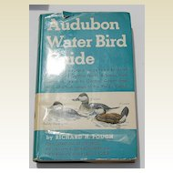 1951 1St Edition Audubon Water Bird Guide By Richard H. Pough