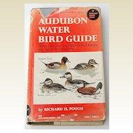 1951 Audubon Water Bird Guide By Richard H. Pough