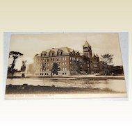 State Normal School Plattsburg New York Postcard
