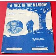 Billy Reid A Tree In The Meadow Sheet Music