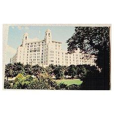 Vintage 1989 Arlington Hotel Hot Springs