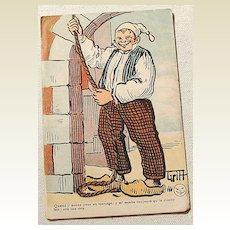 World War 1 French Post Card