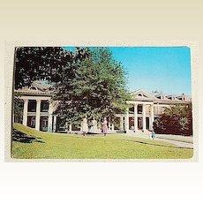 Vintage Post Card William Mercer Green Hall All Saints' Episcopal Junior College
