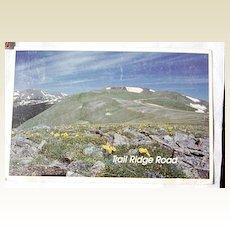 1988 Trail Ridge Road Rocky Mountain National Park Colorado