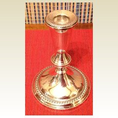Ouchin Creation Sterling Silver Candlestick