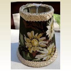 Vintage Floral Damask Lamp Shade