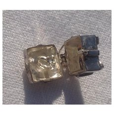 Sterling Engagement Ring In Box Charm