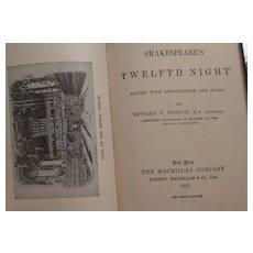 1925 Shakespeare's Twelfth Night