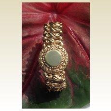 Vintage Gold Filled Sweetheart Expansion Bracelet