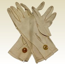Vintage New Orleans Adlers Jewelry Store Gloves