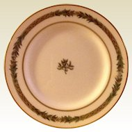 Christmas Classic Bread & Butter Plate By Department 56