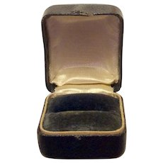 Jewelry Ring Display Box