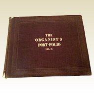 The Organist's Portfolio Vol. II By Edward F. Rimbault