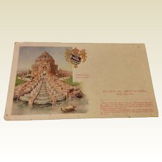 1904 Regal Shoe Company St. Louis, Missouri Postcard