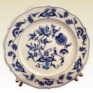 Vintage Blue Danube Blue Onion Bread & Butter Plate