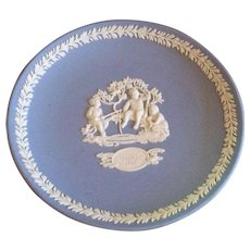 Vintage 1986 Wedgwood Mother Plate