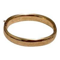 Winard 12K Gold Filled Bangle Bracelet