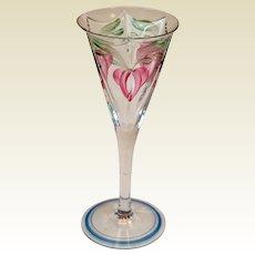 Orrefors Maja Snaps Cordial Glass Eva England Design