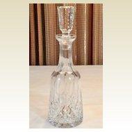 Vintage American Glass Decanter