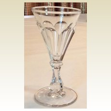 Cordial Vintage Glass
