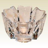 Corona Crystal Orrefors Bowl
