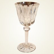 Provence By St. Louis Crystal Burgundy Wine Goblet