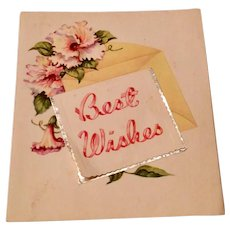 Best Wishes Happy Birthday Card