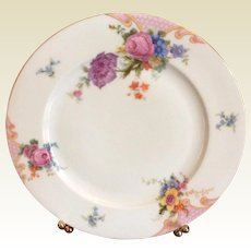 Epiag Bridal Rose Dinner Plate