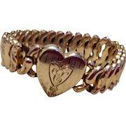 Vintage Gold Filled Expansion Bracelet