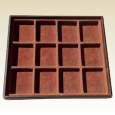 Vintage Display Tray Gerald Fried Display Co.