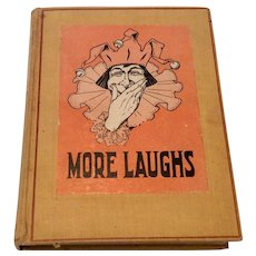 1923 More Laughs Short Stories & Amusing Anecdotes For A Dull Hour