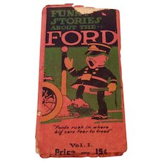 1915 Funny Stories About The Ford