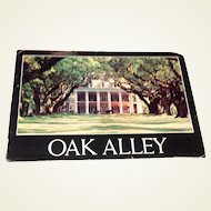 Oak Alley Plantation Vacherie, Louisiana