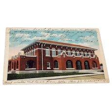 Elk's Home, Douglas, Ariz. Postcard