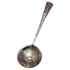 Sterling Mayan Calendar Souvenir Spoon