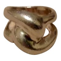 Sterling Silver Ring Size 6 1/2
