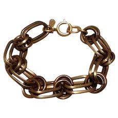 Designer Signed Catherine Popesco France Bracelet